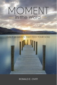 "Cover of ""Moment in the Word"" book"