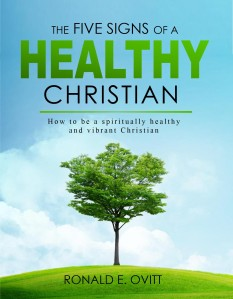 "Cover of the ""Five Signs of a Healthy Christian"" book"